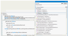 F3 is so yesterday... The Sando Visual Studio Extension provides real code indexing, search and more