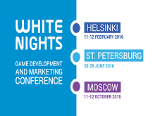 White Nights Game Development Conference