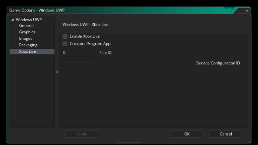 Getting in the Xbox One Game with GameMaker Studio