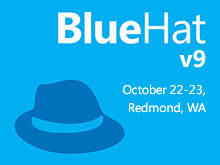 BlueHat Security Briefings: Fall 2009 Sessions and Interviews