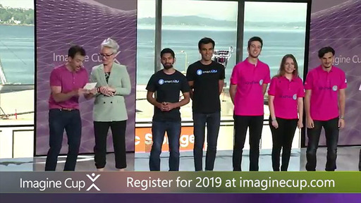 2018 Imagine Cup World Championship Recap