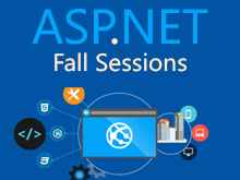 ASP.NET Fall Sessions