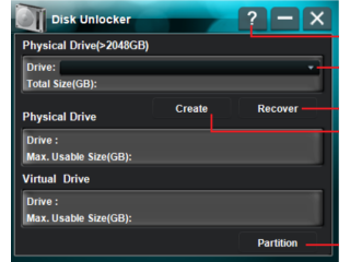 ASUS Disk Unlocker Brings Support for Large Capacity Hard Drives to Older PCs