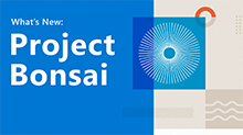 What's New in Project Bonsai