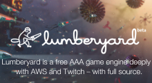 Building your next Windows/Xbox game with Lumberyard