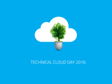 Technical Cloud Day 2016