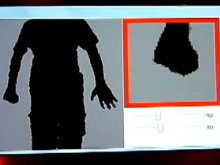 Simple Hand Tracking with MS Kinect SDK & WPF