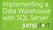 Implementing a Data Warehouse with SQL Server