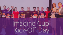 Imagine Cup Kick-Off Day