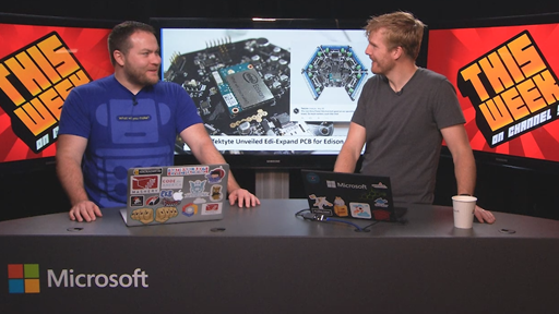 TWC9: We're back.... Windows 10, IoT, Thing Explainer, Ask Anders Anything and more...