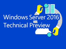Windows Server 2016 Technical Preview