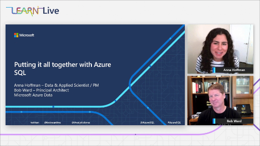Azure SQL Fundamentals - Episode 6 - Putting it all together with Azure SQL