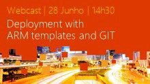 [Webcast] Deployment with ARM Templates and GIT