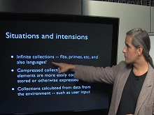 C9 Lectures: Greg Meredith - Monadic Design Patterns for the Web - 2 of n