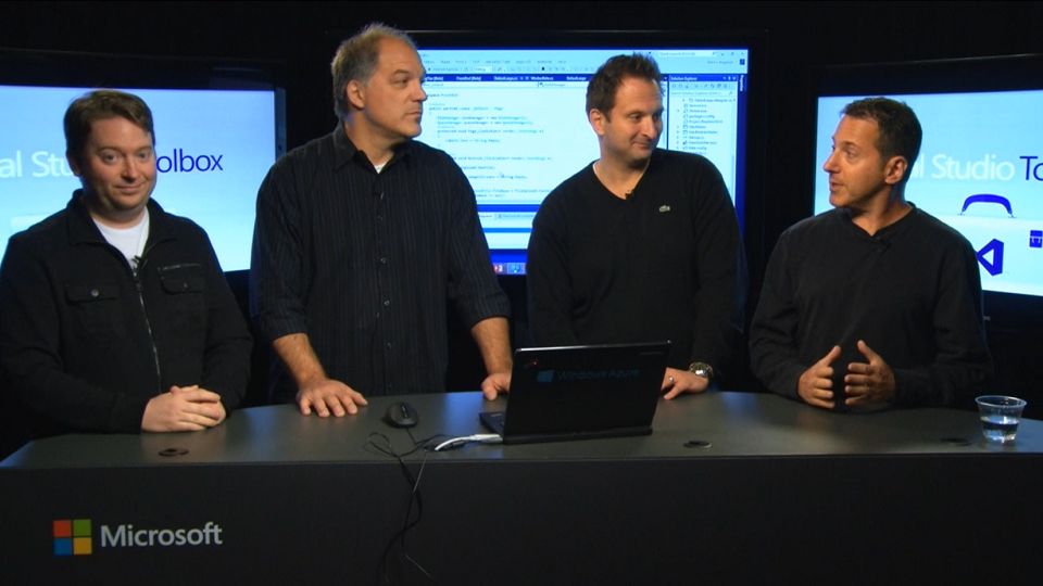 New Azure Tools in Visual Studio 2013