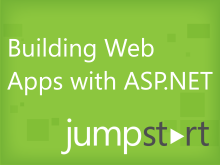 Building Web Apps with ASP.NET Jump Start
