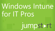 Windows Intune for IT Professionals