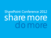SharePoint Conference2012