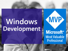MVP: Windows Development