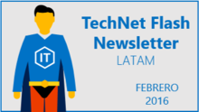 TechNet Flash - Febrero 2016
