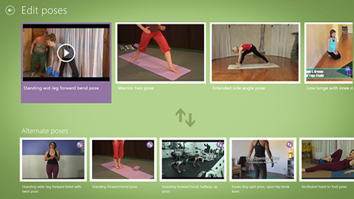 App Tour: Yoga Trainer