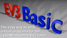 There's nothing basic about Lego Mindstorm EV3 Basic