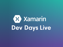 Xamarin Dev Days Live