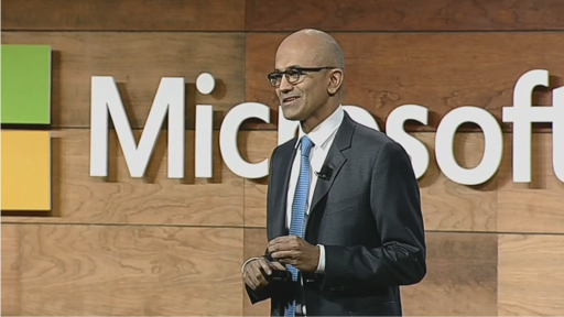 Satya Nadella on Cybersecurity and Microsoft's new Cyber Defense Operations Center