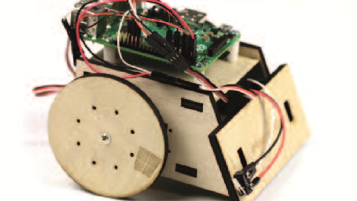 Robot Kit, Raspberry PI 2 and Windows 10 IoT Core