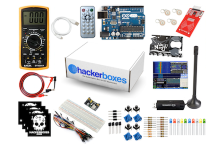 Maker? Hacker? HackerBoxes