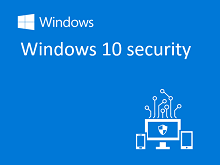 Webinar 4 - Windows 10 security