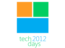 Techdays 2012 the Netherlands