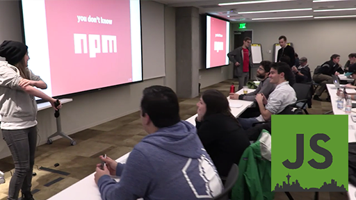 Monthly Meetup Dec 2015 - Topic 3: You Don't Know npm!
