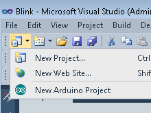 Visual Studio 2008/2010 and Arduino? Yep!