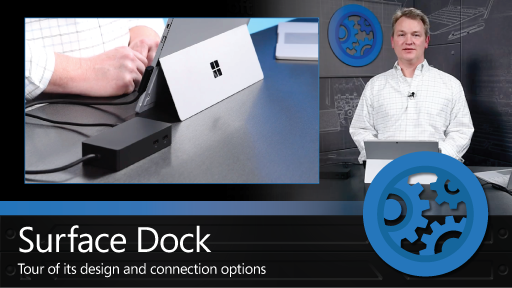 Tour of the New Microsoft Surface Dock