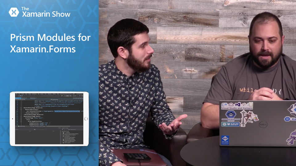 Prism Modules for Xamarin Forms | The Xamarin Show