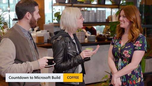 Countdown for Microsoft Build: Coffee