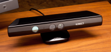 Drag and Drop and the Kinect