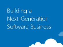 Building a Next-Generation Software Business