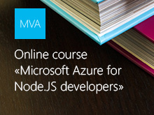 Microsoft Azure for Node.JS developers