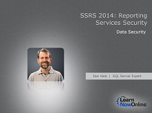 SSRS 2014: Reporting Services Security - Data Security