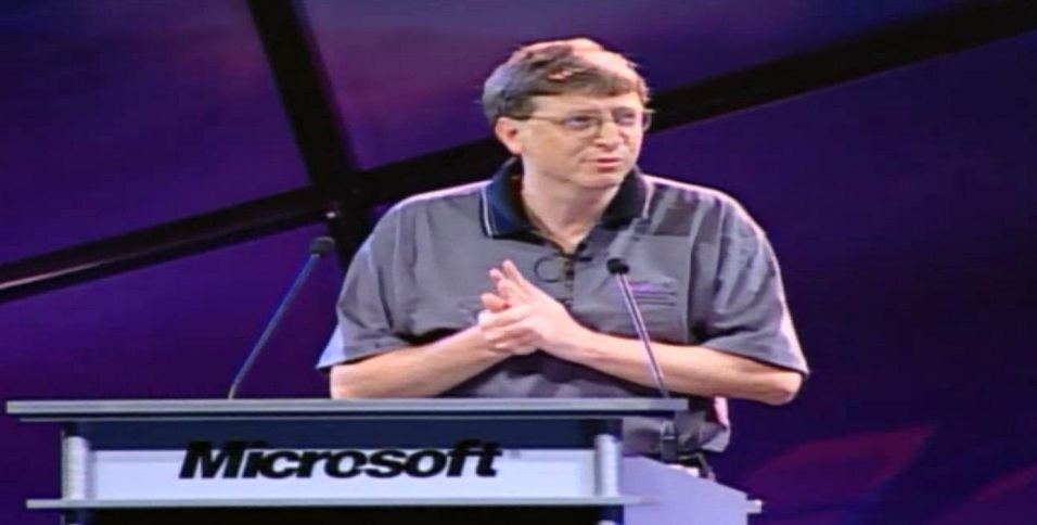 PDC 1998 Keynote with Bill Gates