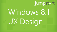 Windows 8.1 UX Design