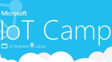 Microsoft IoT Camp Portugal - 2015