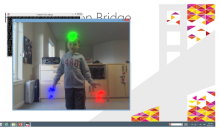 Kids, Kinect, Cinder and some C++ too... Meet the Kinect Common Bridge
