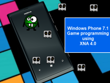 Escape the fear of writing XNA games for Windows Phone 7.5 and XBOX 360