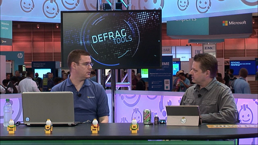 Defrag Tools: Live - TechEd USA 2013