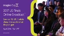 US Imagine Cup Finals 2017