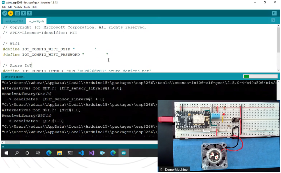 Azure IoT Deep Dive End to End IoT Solution