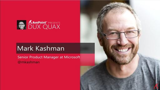 What's Next for SharePoint in 2017 with Microsoft's Mark Kashman [Video Interview]